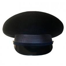 Фуражка ВМФ повседневная черная VMF011