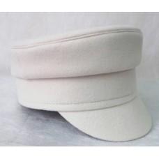 Кепи-картуз белый 045