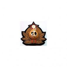 Кокарда ВМФ 001 ручная вышивка