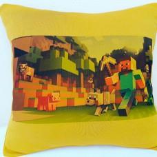 Подушка с фотопринтом 013