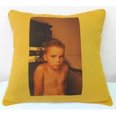 Подушка с фотопринтом 014