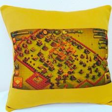 Подушка с фотопринтом 012