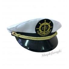 Яхтсменка с вышивкой 248