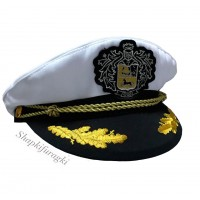 Яхтсменка с вышивкой 250