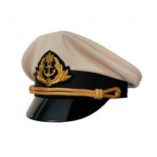 Яхтсменка с кремовым верхом 258
