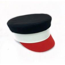 Картуз-кепи комбинированный 017